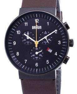 ブラウン クラシック BN0035BKBRG クロノグラフ クォーツ メンズ腕時計