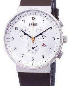 ブラウン クラシック BN0035SLBRG クロノグラフ クォーツ メンズ腕時計