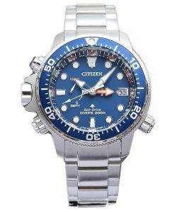 市民エコドライブ BN2030 88 L プロマスター限定版日本 200 M メンズ腕時計