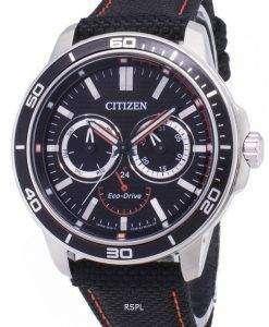 市民エコドライブ BU2040 05E パワー リザーブ アナログ メンズ腕時計