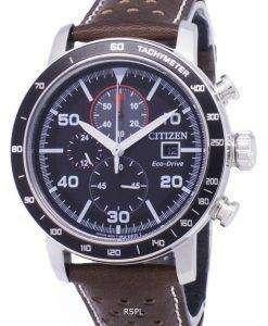 市民エコドライブ CA0641 24E クロノグラフ メンズ腕時計