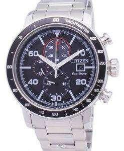市民エコドライブ CA0641 83E クロノグラフ メンズ腕時計