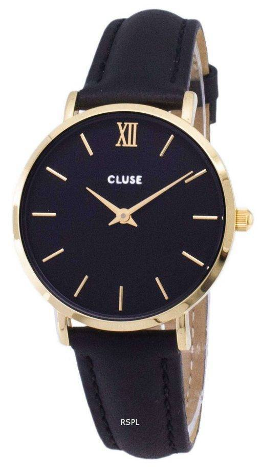 Cluse ニット CL30004 石英アナログ レディース腕時計