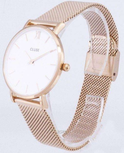 Cluse ニット CL30013 石英アナログ レディース腕時計