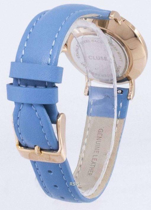 Cluse ニット CL30046 限定エディション クォーツ レディース腕時計