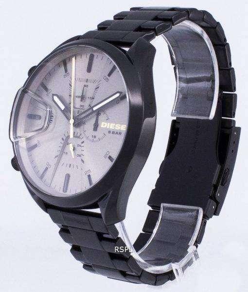 ディーゼル クロノグラフ DZ4474 石英アナログ メンズ腕時計