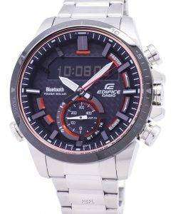 カシオエディフィス ECB-800DB-1 a 厳しい太陽 Bluetooth メンズ腕時計