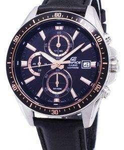 カシオエディフィス EFR S565L 1AV EFRS565L-1AV クロノグラフ アナログ メンズ腕時計