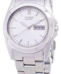 市民 EQ0560 50A 石英アナログ レディース腕時計