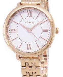 化石ジャクリーン石英 ES3799 レディース腕時計