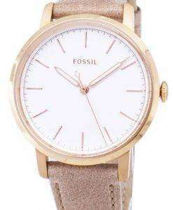 化石ニーリー石英 ES4185 レディース腕時計