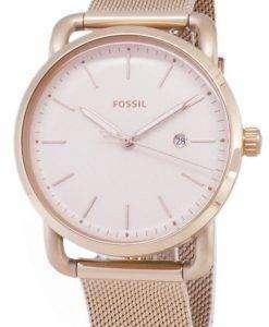 化石通勤 ES4333 石英アナログ レディース腕時計