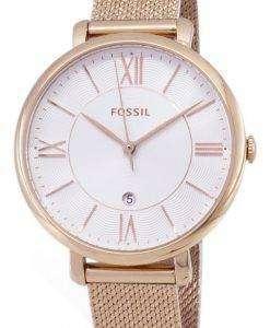 化石ジャクリーン ES4352 アナログ クオーツ レディース腕時計