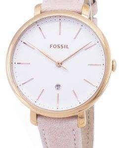 化石ジャクリーン ES4369 石英アナログ レディース腕時計