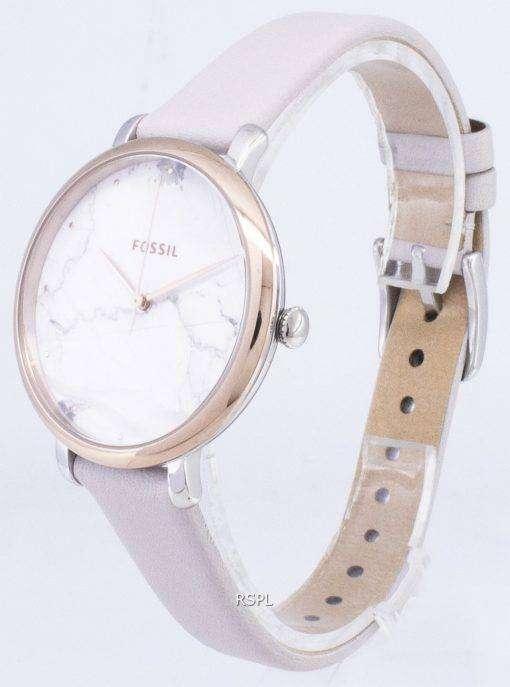 化石ジャクリーン ES4377 石英アナログ レディース腕時計