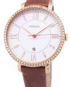 化石ジャクリーン ES4413 石英アナログ レディース腕時計