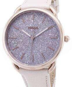 化石テーラー ES4421 石英アナログ レディース腕時計