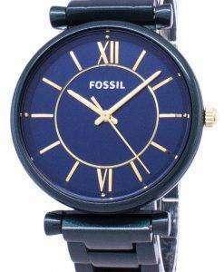 化石テーラー ES4427 石英アナログ レディース腕時計