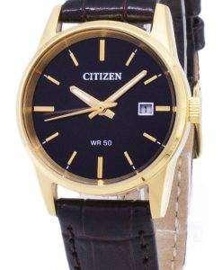 市民石英 EU6002 01E アナログ レディース腕時計