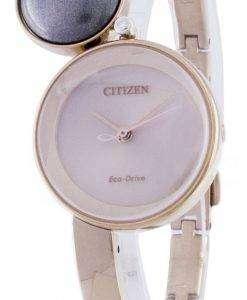 市民エコドライブ EW5493 51W ダイヤモンド レディース腕時計