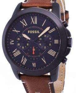 化石 FS5241 クロノグラフ クォーツ メンズ腕時計