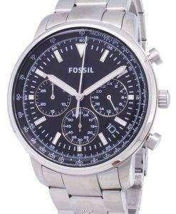 化石グッドウィン クロノグラフ タキメーター石英 FS5412 メンズ腕時計