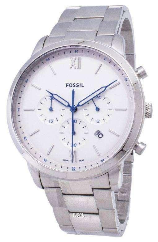 化石ノイトラ クロノグラフ クォーツ FS5433 メンズ腕時計