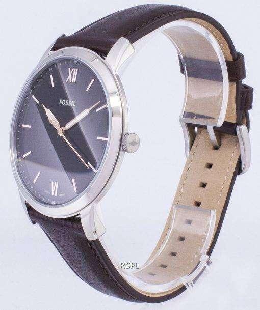 化石 FS5464 石英アナログ メンズ腕時計