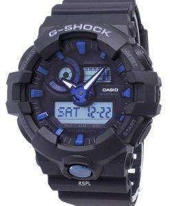 カシオ G ショック 710B 1 a 2 照明アナログ デジタル 200 M メンズ腕時計