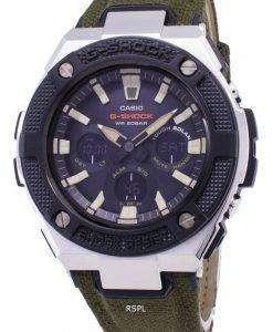 カシオ G-ショック GST S330AC-3 a GSTS330AC-3 a ネオン照明アナログ デジタル 200 M メンズ腕時計