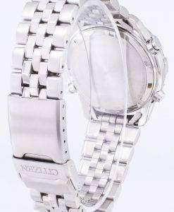市民 Navihawk パイロット JN0121-82 L クロノグラフ メンズ腕時計