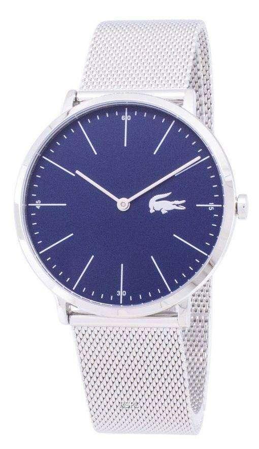 ラコステ月ラ 2010900 石英アナログ メンズ腕時計
