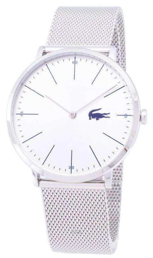 ラコステ月ラ 2010901 石英アナログ メンズ腕時計