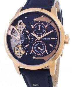 化石町民多機能自動 ME1138 メンズ腕時計