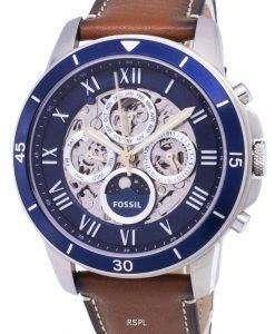 化石を与えるスポーツの日・月自動 ME3140 メンズ腕時計