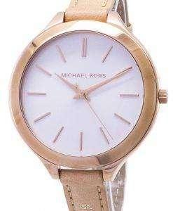 Michael Kors 滑走路ローズ ゴールド MK2284 レディース腕時計