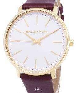ミハエル Kors ・ パイパー MK2749 石英アナログ女性の腕時計