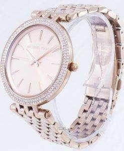 Michael Kors Darci クリスタル装飾ベゼル MK3192 レディース腕時計