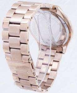 Michael Kors 滑走路ローズ ゴールド トーン MK3197 レディース腕時計