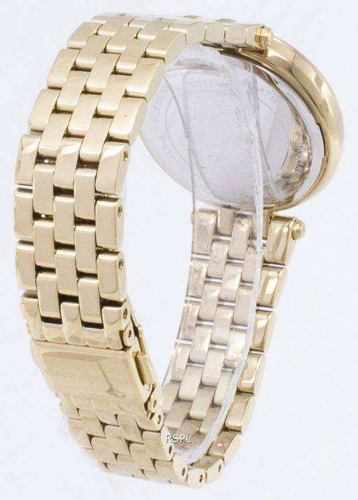 Michael Kors ミニ Darci 結晶ゴールド トーン MK3365 レディース腕時計