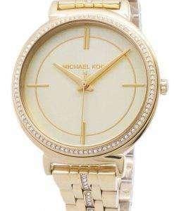 ミハエル Kors シンサ石英 MK3681 レディース腕時計