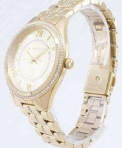 ミハエル Kors ローリン舗装石英 MK3719 レディース腕時計