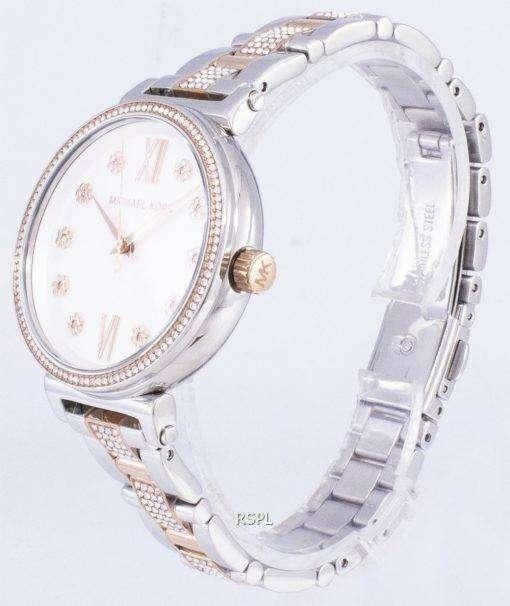 ミハエル Kors ソフィー MK3880 石英アナログ女性の腕時計
