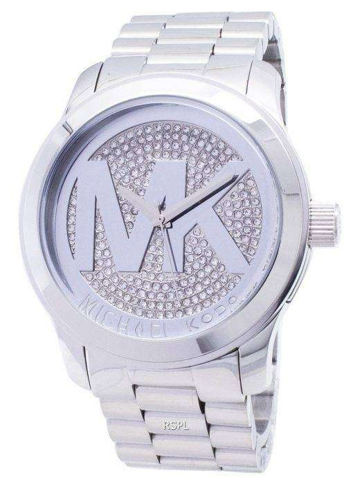 Michael Kors 滑走路結晶舗装 MK5544 レディース腕時計