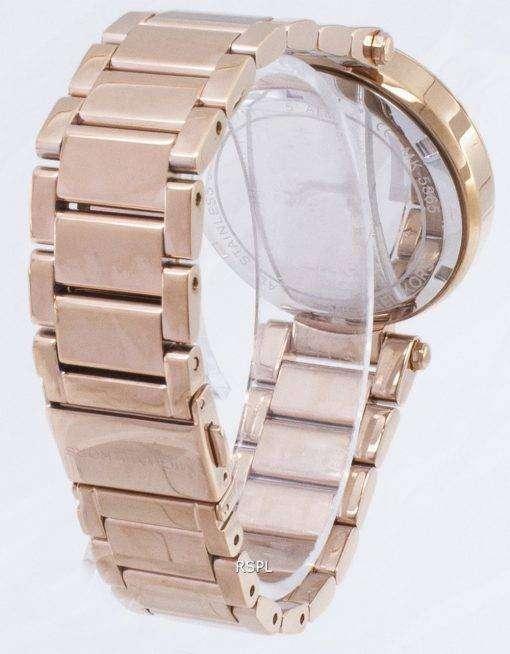 Michael Kors パーカー結晶 MK5865 レディース腕時計