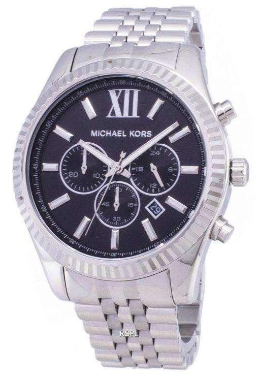 ミハエル Kors レキシントン MK8602 クォーツ メンズ腕時計