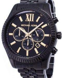 ミハエル Kors レキシントン MK8603 クロノグラフ クォーツ アナログ男性用の腕時計