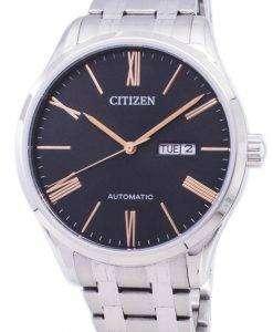 市民機械 NH8360 80 j 自動アナログ メンズ腕時計腕時計
