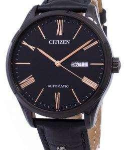 市民機械 NH8365 19F 自動アナログ メンズ腕時計腕時計