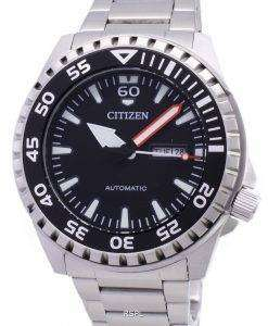 市民機械 NH8388 81E 自動アナログ メンズ腕時計腕時計